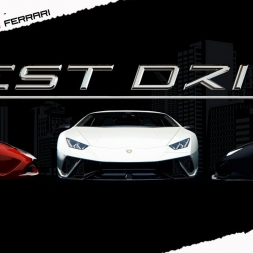 Assetto Corsa Test Drive Lamborghini Vs Ferrari at Highland