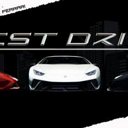 Assetto Corsa Test Drive Lamborghini Vs Ferrari at Highland