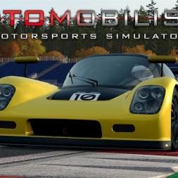 Automobilista Beta (1.4.86b) - Herbstliche Spazierfahrt im Ultima GTR Race @Spielberg
