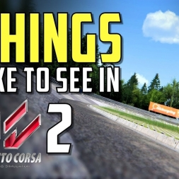 8 Things I'd like to see in Assetto Corsa 2 - Opinion