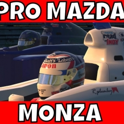 Pro Mazda at Monza #2 - 3600 SOF
