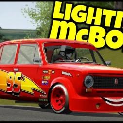 Lightning McBoris - Lada 2101 A2 / Nemuno Žiedas - Assetto Corsa