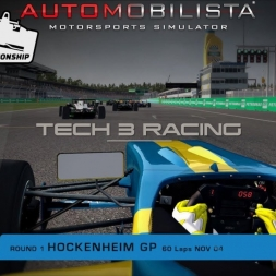 Automobilista | F3 309 @ Hockenheim RDGPC S6 R1 | xDevildog