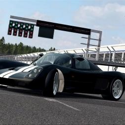 Automobilista Beta (1.4.86b) - Ultima GTR 720 @Hockenheimring 2001 GP