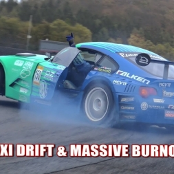 The Best Of The Nürburgring Drift Cup Final 2017!