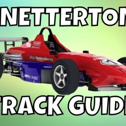 iRacing Skip Barber Track Guide - Snetterton 300 S4 2017