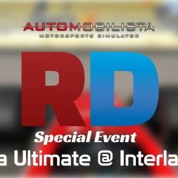 RaceDepartment SPECIAL EVENT - Formula Ultimate @ Interlagos GP