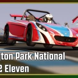 Assetto Corsa - Donington Park National - Lotus 2 Eleven