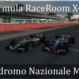 R3E: Formula RaceRoom X-17 // Autodromo Nazionale Monza