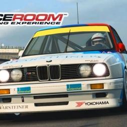 Raceroom - BMW M3 Sport Evolution DTM 92 at Zandvoort (PT-BR)