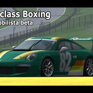 Multiclass boxing @ Spielberg