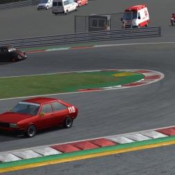 Automobilista DLC (plus the ARC Camaro) Track Day