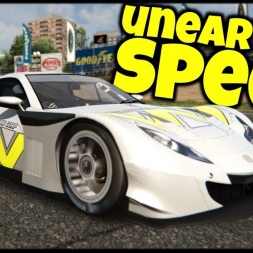 Unearthly Speed - HSV-010 GT500 Super GT / Blackwood Realoaded - Assetto Corsa