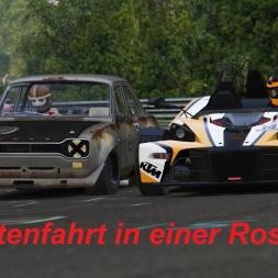 Mini Let's Play #001 - Assetto Corsa (1.15.2) Touristenfahrt in einer Rostlaube