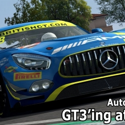 Automobilista: GT3'ing at Imola