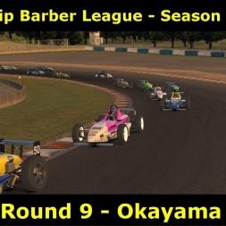 iRacing - UK & I Skip Barber League - Okayama