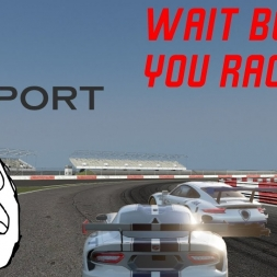 Gran Turismo Sport - Don't rage until you watch the replay!