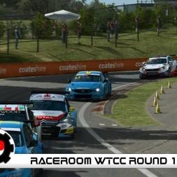 RaceRoom WTCC 2017 Championship Round 1 Bathurst