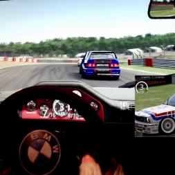 AC - Brands Hatch - BMW DTM 1992 - online race