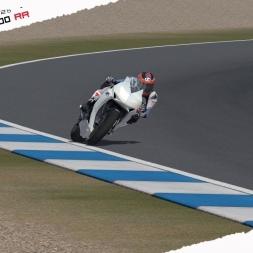 GP Bikes Beta 12b Honda CBR 1000 RR Test