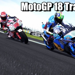 MotoGP 18 Trailer Cinematic 1440p
