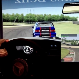 AC - Mugello - DTM 1992 Mercedes 190E - online race 2