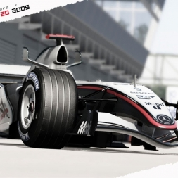 ASSETTO CORSA McLaren MP4-20 2005 by VRC