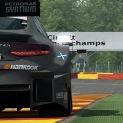 RaceRoom Hotlap + Setup | Mercedes DTM 2016 @ Spa 2:07.2xx