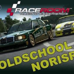 RaceRoom | DTM 92 | Oldschool Fun @ Norisring
