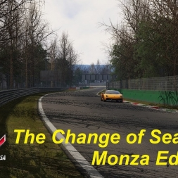 Assetto Corsa | The Change of Seasons at Monza GP (TV cam)