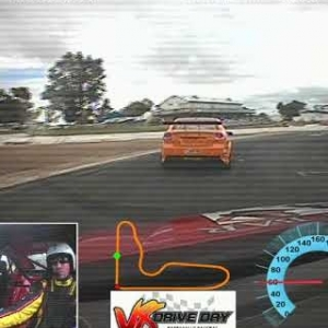 V8 Drive@Barbagallo Raceway