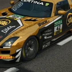 R3E - Macau - ADAC GT Masters 2015 - 100% AI Race (External view)