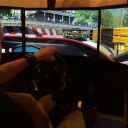 rFactor 2 - Radical SR3 - @ Macau -