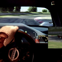 iR - Nordschleife - Nissan GTP ZX-T - track day