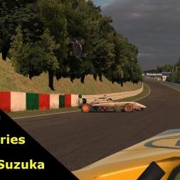 iRacing - Pro Mazda @ Suzuka