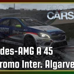 Pcars 2 - Mercedes-AMG A 45 - Autódromo Internacional do Algarve
