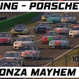 iRacing I Porsche Cup I Monza