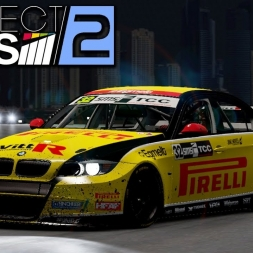 Project CARS 2 - BMW 320 TC (E90) at Dubai (PT-BR)