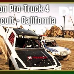 Dirt 4 - Jackson Pro-Truck 4 - Pro Circuit - California