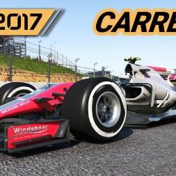 F1 2017 Career - GP MALAYSIA #15 (PT-BR)