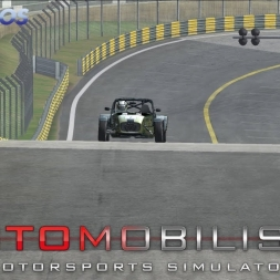Automobilista | Caterham @ Interlagos Historic Hotlap 2:59 841 | xDevildog