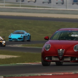 Mini Let's Play - Assetto Corsa (1.15.2) - Herbstlicher Trackday @Mugello