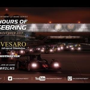 DX11: RDLMS S7 by Vesaro | Round 6 | Thrustmaster 6h of Sebring