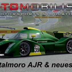 Let's Play - Automobilista Beta (1.4.89b) - Neues Update - 4x Metalmoro AJR und neues HUD
