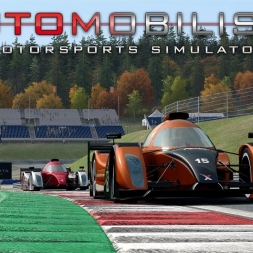 Mini Let's Play - Automobilista Beta (1.4.89b) - Kurzes Rennen im Metalmoro AJR @Spielberg