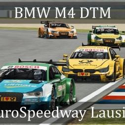 Assetto Corsa: BMW M4 DTM // EuroSpeedway Lausitz