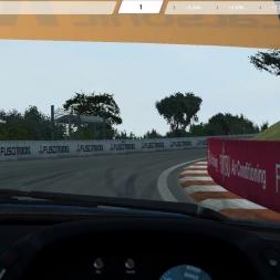RaceRoom Racing Experience   Godzilla tackles the mountain!