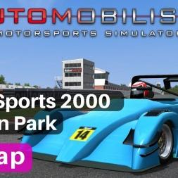 Automobilista | Hotlap | MCR Sports 2000 at Oulton Park Island [1:23.209]