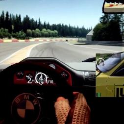 AC - Spa - BMW E30 DTM 1992 - CUT online race