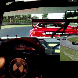 R3E - Nordschleife - BMW M1 Procar - 105% AI race